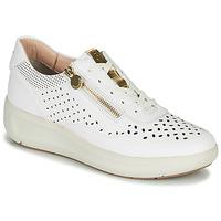 Pantofi Femei Pantofi sport Casual Stonefly ROCK 10 Alb