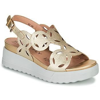 Pantofi Femei Sandale  Stonefly PARKY 9 Auriu