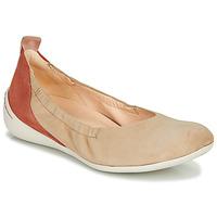 Pantofi Femei Balerin și Balerini cu curea Think CUGAL Bej / Roșu