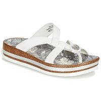 Pantofi Femei Sandale  Think ZEGA Alb