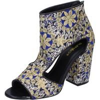 Pantofi Femei Botine Elena Iachi Botine BP21 Negru