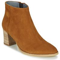 Pantofi Femei Botine Myma LASTICO Camel