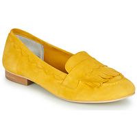 Pantofi Femei Balerin și Balerini cu curea Myma LOUSTINE Galben