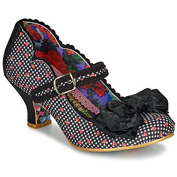 Pantofi Femei Pantofi cu toc Irregular Choice SUMMER BREEZE Negru