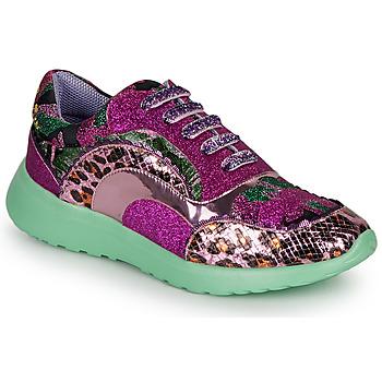 Pantofi Femei Pantofi sport Casual Irregular Choice JIGSAW Violet
