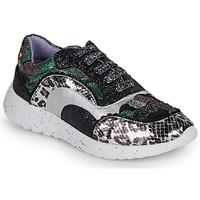 Pantofi Femei Pantofi sport Casual Irregular Choice JIGSAW Negru / Argintiu