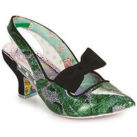 Pantofi Femei Pantofi cu toc Irregular Choice PARADOX Verde / Negru