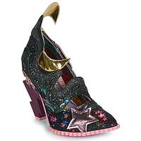 Pantofi Femei Pantofi cu toc Irregular Choice GALACTIC THUNDER Negru