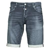 Îmbracaminte Bărbați Pantaloni scurti și Bermuda Le Temps des Cerises JOGG Albastru / Culoare închisă