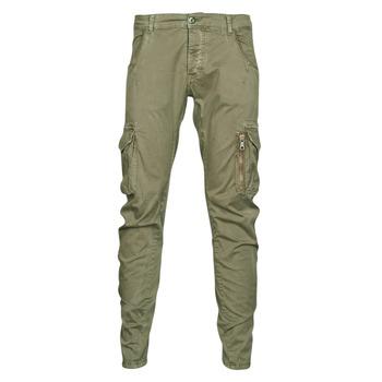 Îmbracaminte Bărbați Pantaloni Cargo Le Temps des Cerises ALBAN Kaki
