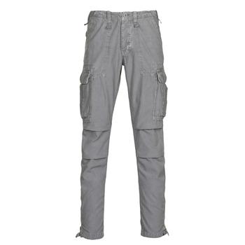 Îmbracaminte Bărbați Pantaloni Cargo Le Temps des Cerises MIRADO  gunmetal