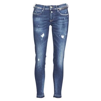 Îmbracaminte Femei Jeans slim Le Temps des Cerises PULP SLIM 7/8 Blue