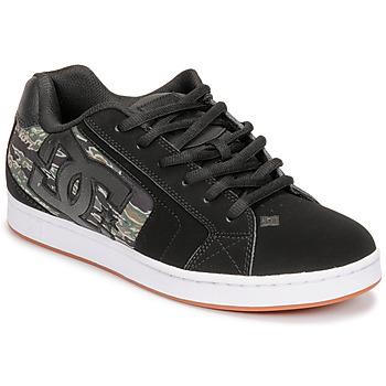 Pantofi Bărbați Pantofi sport Casual DC Shoes NET SE Negru / Camuflaj