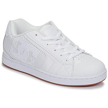 Pantofi Bărbați Pantofi sport Casual DC Shoes NET Alb
