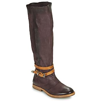Pantofi Femei Cizme casual Airstep / A.S.98 ZEPORT HIGH Violet