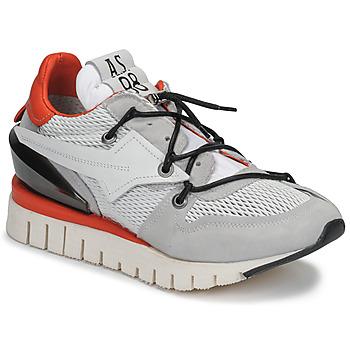 Pantofi Femei Pantofi sport Casual Airstep / A.S.98 DENASTAR Alb / Roșu