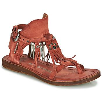 Pantofi Femei Sandale și Sandale cu talpă  joasă Airstep / A.S.98 RAMOS Roșu