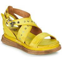 Pantofi Femei Sandale  Airstep / A.S.98 LAGOS 2 Galben
