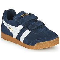 Pantofi Copii Pantofi sport Casual Gola HARRIER VELCRO Albastru