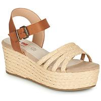 Pantofi Femei Sandale  MTNG GARISSON Bej