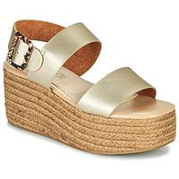 Pantofi Femei Sandale  MTNG GARISSAN Auriu