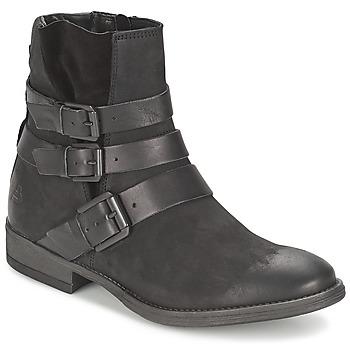 Pantofi Femei Ghete Bullboxer AXIMO Negru