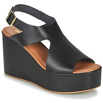Pantofi Femei Sandale  Sweet Lemon IJOX Negru