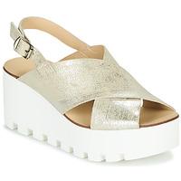 Pantofi Femei Sandale  Sweet Lemon SUAX Auriu
