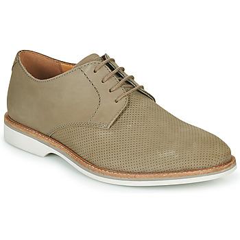 Pantofi Bărbați Pantofi Derby Clarks ATTICUS LACE Bej