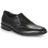 Pantofi Bărbați Pantofi Derby Clarks BENSLEY STEP Negru