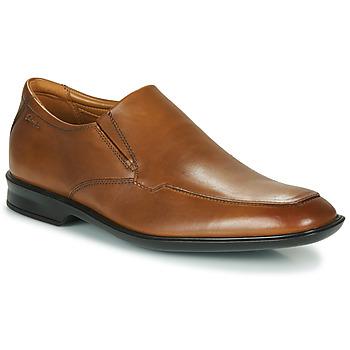 Pantofi Bărbați Pantofi Derby Clarks BENSLEY STEP Maro