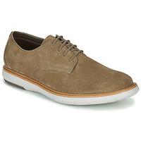 Pantofi Bărbați Pantofi Derby Clarks DRAPER LACE Bej