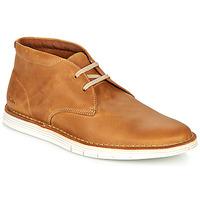 Pantofi Bărbați Pantofi Derby Clarks FORGE STRIDE Maro