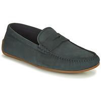Pantofi Bărbați Mocasini Clarks REAZOR PENNY Bleumarin