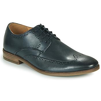 Pantofi Bărbați Pantofi Derby Clarks STANFORD LIMIT Bleumarin