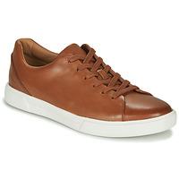 Pantofi Bărbați Pantofi sport Casual Clarks UN COSTA LACE Tan