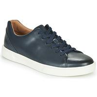 Pantofi Bărbați Pantofi sport Casual Clarks UN COSTA LACE Bleumarin
