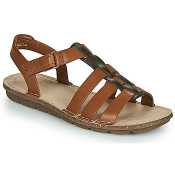 Pantofi Femei Sandale  Clarks BLAKE JEWEL Camel