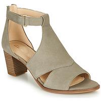 Pantofi Femei Sandale  Clarks KAYLIN60 GLAD Taupe