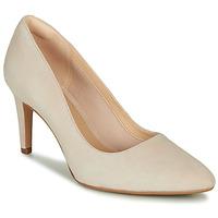 Pantofi Femei Pantofi cu toc Clarks LAINA RAE Roz