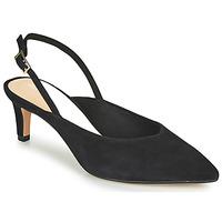 Pantofi Femei Pantofi cu toc Clarks LAINA55 SLING Negru