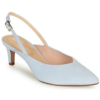 Pantofi Femei Pantofi cu toc Clarks LAINA55 SLING Albastru
