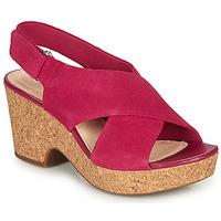 Pantofi Femei Sandale  Clarks MARITSA LARA Roz