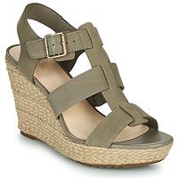 Pantofi Femei Sandale  Clarks MARITSA95 GLAD Kaki