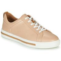 Pantofi Femei Pantofi sport Casual Clarks UN MAUI LACE Roz