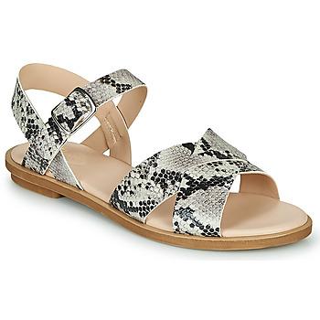 Pantofi Femei Sandale  Clarks WILLOW GILD Piton