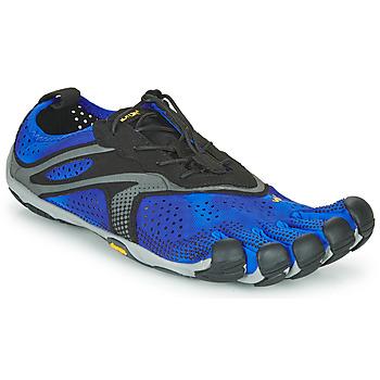 Pantofi Bărbați Trail și running Vibram Fivefingers V-RUN Negru / Albastru