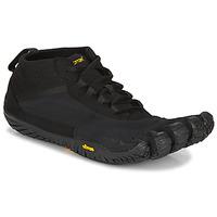 Pantofi Bărbați Drumetie și trekking Vibram Fivefingers V-TREK Negru