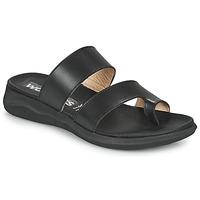 Pantofi Femei  Flip-Flops Wonders  Negru