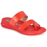 Pantofi Femei  Flip-Flops Wonders  Roșu
